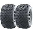 2 New WANDA ATV Tires 22X11-8 4PR P323-10032