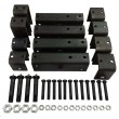"Trailer Hanger Kit for 2"" slipper spring 7K lbs triple axle"