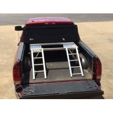 Aluminum ATV Riser for Pickup Trucks