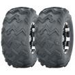 2 New WANDA ATV UTV Tires 24X11-10 6PR P306 - 10122