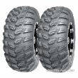 Set of 2 WANDA ATV/UTV Tires 26x9R14 Radial 6PR Deep Tread -10283