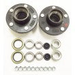 "2 Trailer Idler Hub Kits 5 on 5"" for 3500 lbs Axle"