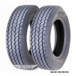 Set 2 Free Country Premium Trailer Tires ST205 75D14 Bias 6PR LR C