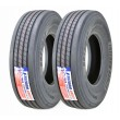Set 2 Freedom Hauler Dutymax All Steel RV Trailer Tires ST235/80R16 14PR Load Range G