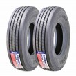 Set 2 New Freedom Hauler Dutymax All Steel ST235/85R1614PR RV Trailer Tires